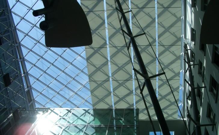 Dach-Ansicht